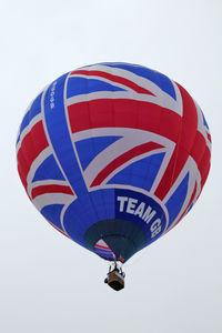 G-GOGB - 2011 Bristol Balloon Fiesta