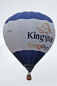 G-CFLK - 2011 Bristol Balloon Fiesta