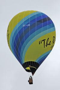 EC-LIR - 2010 Ultra Magic M-65C, c/n: 65/183 at 2011 Bristol Balloon Fiesta