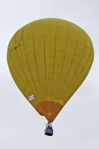 G-BXLP - 2011 Bristol Balloon Fiesta
