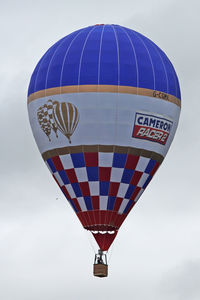 G-CGMX - 2011 Bristol Balloon Fiesta