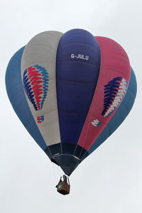 G-JULU - 2011 Bristol Balloon Fiesta