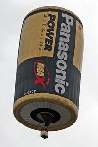 G-OKCP - 2011 Bristol Balloon Fiesta