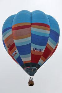 G-BGAZ - 2011 Bristol Balloon Fiesta
