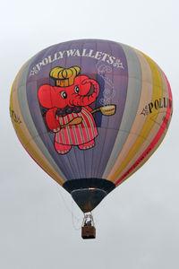 G-POLY - 2011 Bristol Balloon Fiesta