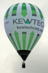 G-OKEW - 2011 Bristol Balloon Fiesta