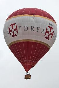 G-CBOW - 2011 Bristol Balloon Fiesta