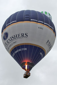 G-CFCC - 2011 Bristol Balloon Fiesta
