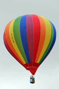 G-CELM - 2011 Bristol Balloon Fiesta