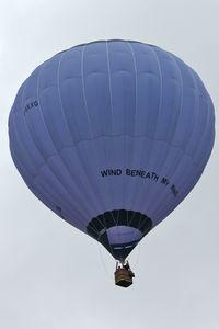 G-BXXG - 2011 Bristol Balloon Fiesta