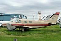 C-FEQB @ CYBW - Piper PA-31T Cheyenne II [31T-7920071]  Calgary-Springbank~C 22/07/2008. - by Ray Barber