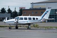 C-FFSL @ CYEG - Piper PA-31-310 Navajo [31-586] Edmonton Int~C 22/07/2008. - by Ray Barber