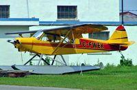 C-FWEK @ CNJ4 - Piper PA-18-150 Super Cub [18-8567] Orillia~C 21/06/2005. - by Ray Barber