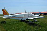 C-FXGC @ CNC3 - Piper PA-28-140 Cherokee [28-22355] Brampton~C 23/06/2005. - by Ray Barber