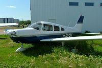 C-FYRK @ CEZ3 - Piper PA-28-151 Cherokee Warrior [28-7615150] Edmonton/Cooking Lake~C 24/07/2008. - by Ray Barber