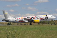 EC-KDG @ LOWW - Vueling Airbus 320 - by Dietmar Schreiber - VAP