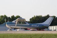 N111CJ @ KOSH - Cessna 182P - by Mark Pasqualino