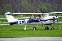 D-EBMP @ EDML - R/Cessna F.150J [0513] Landshut~D 19/04/2005. - by Ray Barber