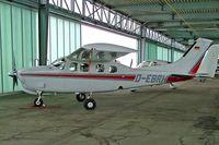 D-EBRH @ EDLW - Cessna P.210N Pressurized Centurion [P210-00396] Dortmund~D 26/05/2006. - by Ray Barber