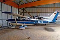 D-ECJT @ EDLI - R/Cessna F.172H Skyhawk [0736] Bielefeld~D 24/05/2006. - by Ray Barber