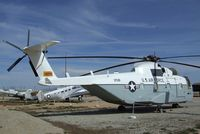 62-12581 - Sikorsky JCH-3E at the Air Force Flight Test Center Museum, Edwards AFB CA
