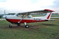 D-ECVC @ LOAN - R/Cessna FR.172J Rocket [0361]  Wieiner Neustadt Ost~OE 17/04/2005. - by Ray Barber
