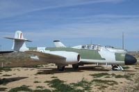 N94749 - Gloster Meteor NF.11 / TT.20 at the Air Force Flight Test Center Museum, Edwards AFB CA