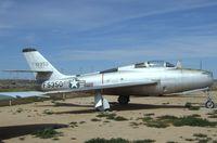 51-9350 - Republic F-84F Thunderstreak at the Air Force Flight Test Center Museum, Edwards AFB CA