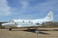 60-3505 - North American CT-39A Sabreliner at the Air Force Flight Test Center Museum, Edwards AFB CA