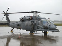 93-26465 @ KPAM - Combat search and rescue helicopter on static display. - by Gregg Stansbery