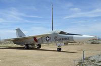 63-9766 - General Dynamics YF-111A at the Air Force Flight Test Center Museum, Edwards AFB CA - by Ingo Warnecke