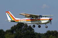 D-EDKO @ EBDT - Cessna 172D Skyhawk [172-49967] Schaffen-Diest~OO 14/08/2010. - by Ray Barber