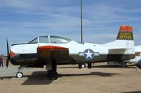 137702 - North American T-28B Trojan at the Air Force Flight Test Center Museum, Edwards AFB CA - by Ingo Warnecke