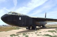 56-0585 - Boeing B-52D Stratofortress at the Air Force Flight Test Center Museum, Edwards AFB CA - by Ingo Warnecke