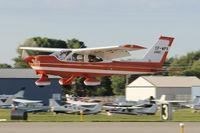 CF-WPX @ KOSH - AIRVENTURE 2011 - by Todd Royer