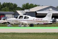 C-FPYX @ KOSH - AIRVENTURE 2011 - by Todd Royer