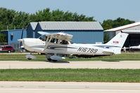 N16789 @ OSH - 2005 Cessna 172S, c/n: 172S9916 at 2011 Oshkosh