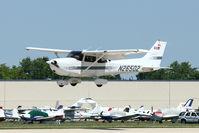 N26502 @ OSH - 1998 Cessna 172R, c/n: 17280600 at 2011 Oshkosh