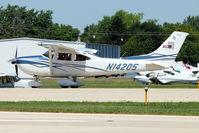 N14205 @ OSH - 2007 Cessna 182T, c/n: 18281889 at 2011 Oshkosh