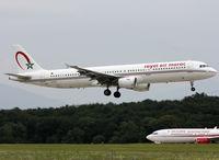 CN-ROF @ LSGG - Landing rwy 23 - by Shunn311