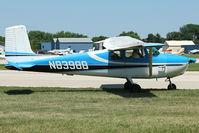 N8398B @ OSH - 1957 Cessna 172, c/n: 36198 at 2011 Oshkosh