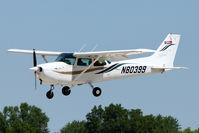 N80399 @ OSH - 1976 Cessna 172M, c/n: 17266571 at 2011 Oshkosh