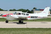 N8075Y @ OSH - 1966 Piper PA-30, c/n: 30-1190 at 2011 Oshkosh