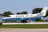 N3 @ KOSH - Cessna Citation Excel [560-5341] Federal Aviation Administration Oshkosh~N 30/07/2008.