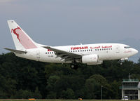 TS-IOK @ LSGG - Landing rwy 23 - by Shunn311