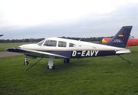 D-EAVY @ EHTE - Teuge Airport - by Henk Geerlings