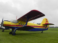 LY-ABK @ EHTE - 15th European AN-2 Meeting at Teuge Int'l Airport - by Henk Geerlings