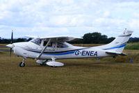 G-ENEA @ EGCV - Air Ads Ltd - by Chris Hall