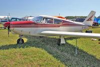CF-OTZ @ OSH - 1962 Piper PA-24, c/n: 24-3365 at 2011 Oshkosh
