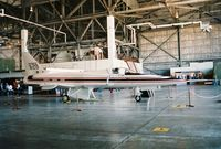 82-0049 @ KLFI - Side shot of the X-29 experimental fighter. - by Gregg Stansbery